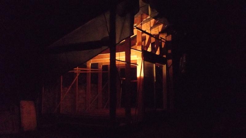 Ossature bois pour toit à une pente Dscf0212
