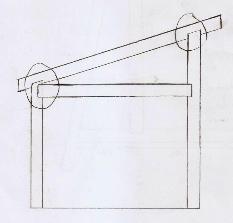 Ossature bois pour toit à une pente Schama13