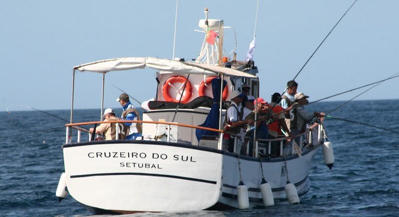 Pesca em Setubal