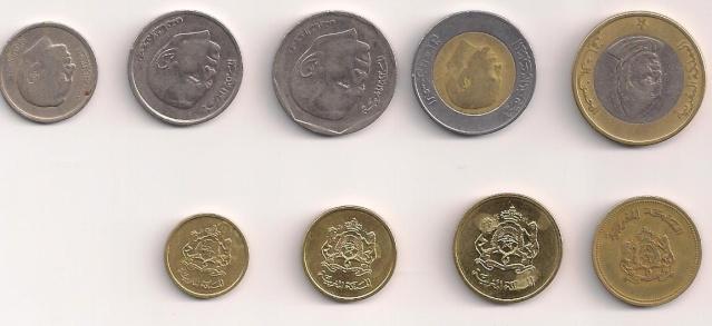 Les Timbres, Monnaies et Pièces du Maroc Piece_12