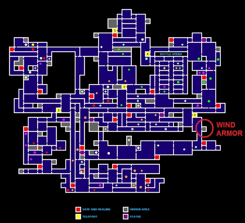 Castlevania: Circle of the Moon - GBA - 2001 - Page 9 Map_co10