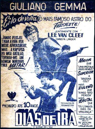 Le dernier jour de la colère - I giorni dell'ira - 1967 - Tonino Valerii Dias_d10