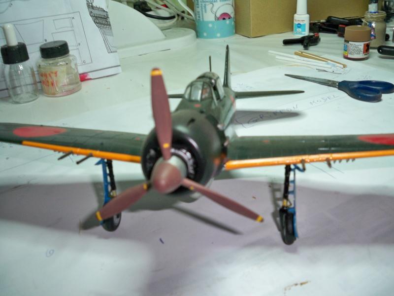 A6-M ZERO 1/32eme HASEGAWA 101_0424