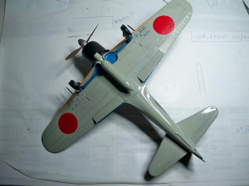 A6-M ZERO 1/32eme HASEGAWA 101_0425