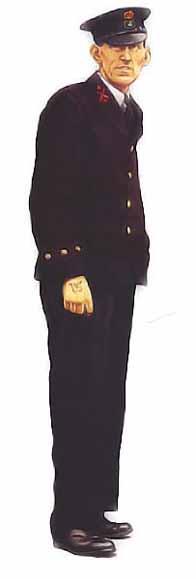 Les différentes couleur d'uniforme anglais  Marina10