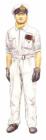 Les différentes couleur d'uniforme anglais  Marina12