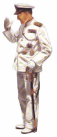 Les différentes couleur d'uniforme anglais  Marina13