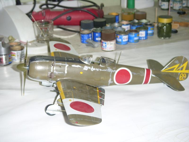 ki-84 hayate 1/32eme hasegawa St835930