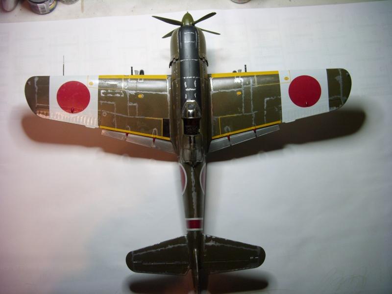 ki-84 hayate 1/32eme hasegawa St835931
