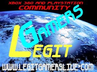 Legit Gamers Live