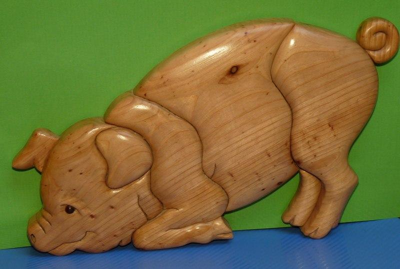l' art du lard Cochon10