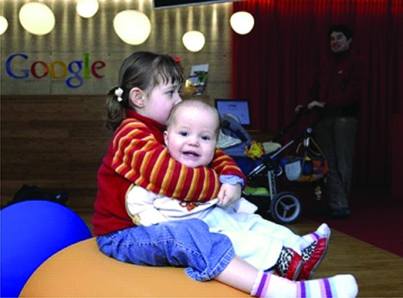 كيف تبدو الحياة داخل مَقرات شركة جوجل؟ 810