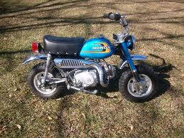 What was your first ride ?? Honda_10
