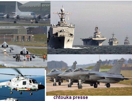 الهجوم علي الجماهيرية اليبية وشيك Chtouk12