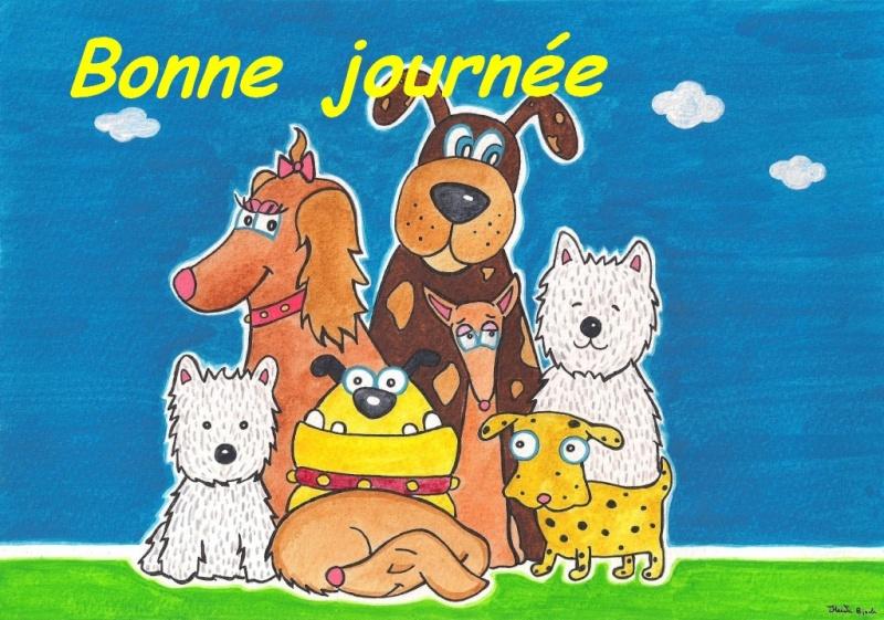 """Le 1er QUIZ du Mercredi 03 Février : """"les chiens"""" Doggy10"""