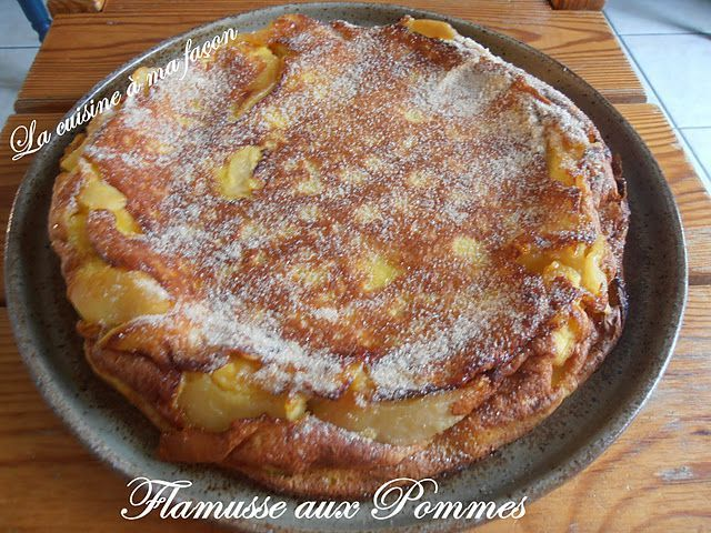 Patisseries du monde. - Page 4 Flamus10