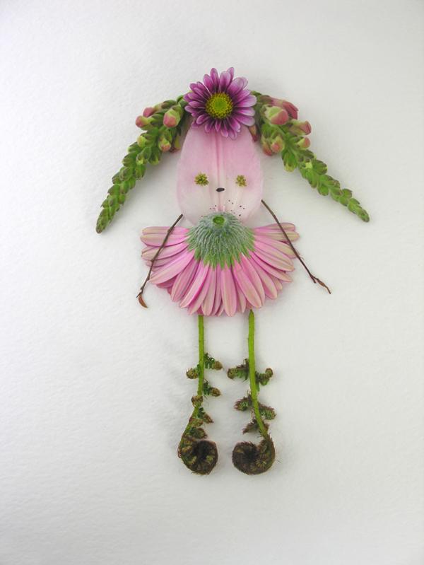 Les FLEURS  dans  L'ART - Page 3 Flower10