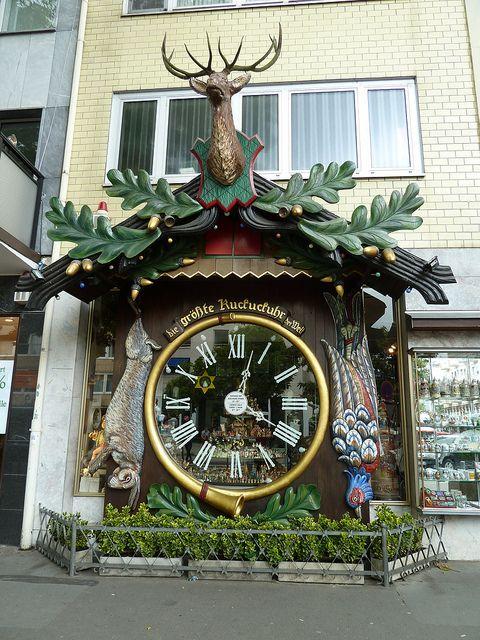 Reçu un beau diapo....Les horloges et pendules des rues..... - Page 7 Horl_w11
