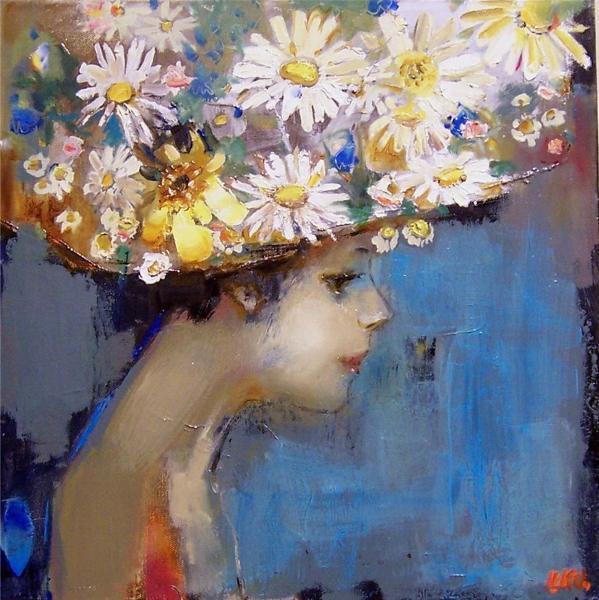 Les FLEURS  dans  L'ART Ilku_e10