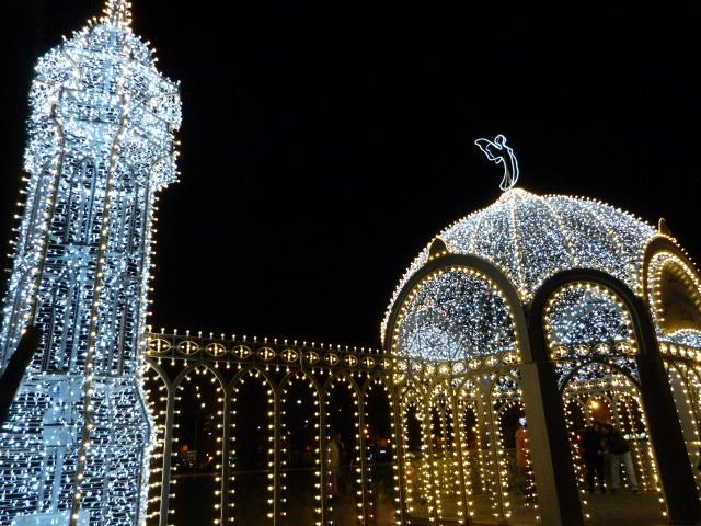 Les illuminations de Noël pour les fêtes 2.015   2.016 ! - Page 2 Illum_12
