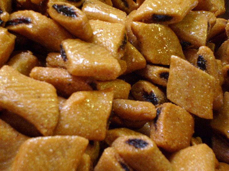 Patisseries du monde. Makrou10