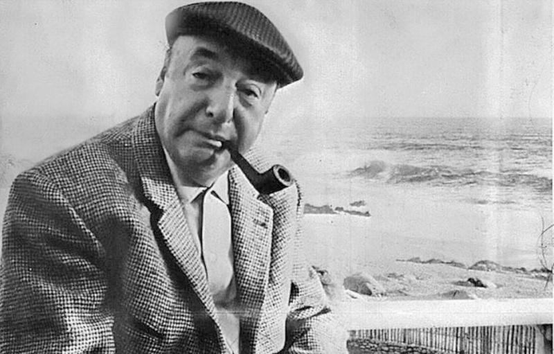 Personnes célèbres réelles ou imaginaires - Page 6 Neruda10