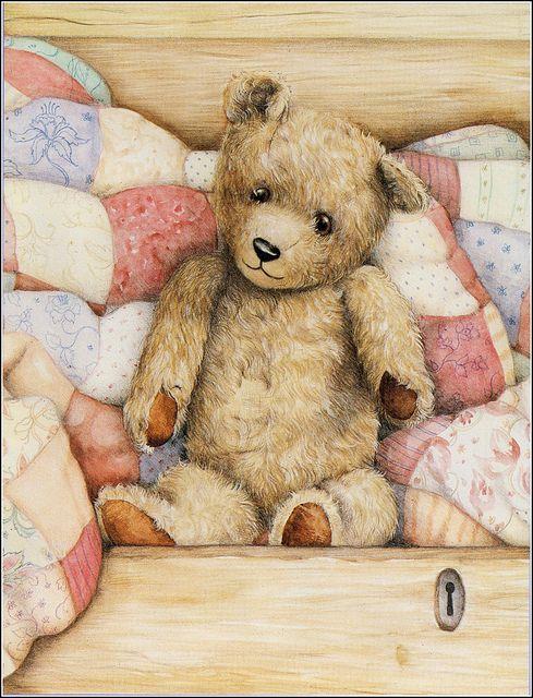 Les  Nounours  - Page 3 Teddy_18