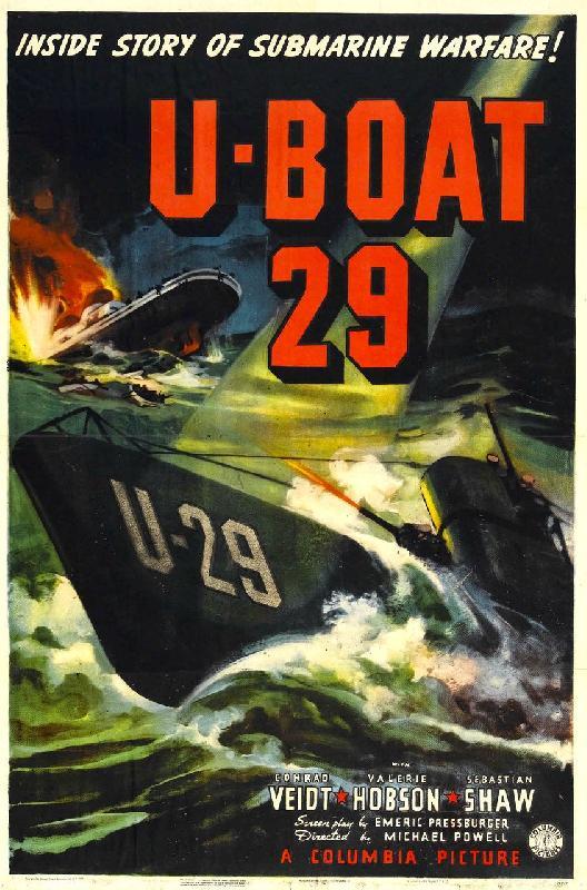 MARABOUT DES FILMS DE CINEMA  - Page 5 U_boat10