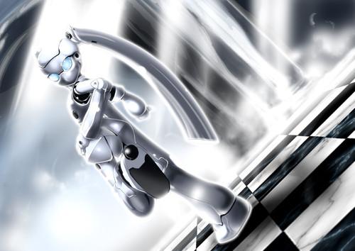 Drossel - Yokubo's Assault Bot. Drosse10