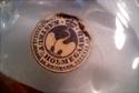 Holmegaard Vencom kluk kluk decanter Label10