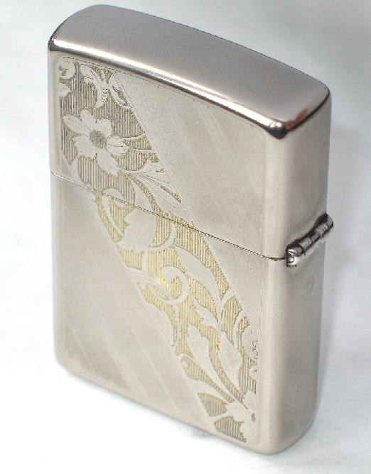 silver - echange zippo silver plate Silver10