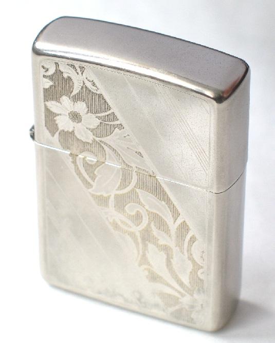 silver - echange zippo silver plate Silver11