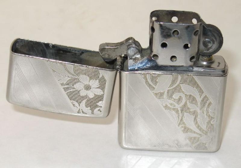 silver - echange zippo silver plate Silver12