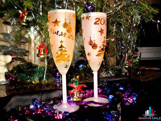 Новогодние украшения своими руками Ngboka10