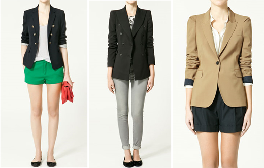 Модные тенденции весна-лето 2011 Zara10