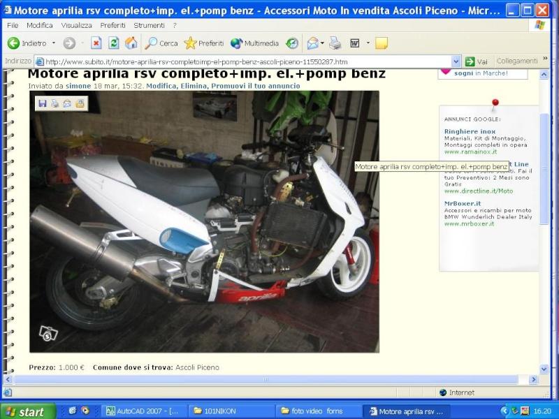 che scooter v60 :9 Dd10