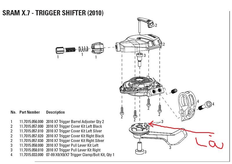 Shifter vitesse SRAM X7 - Page 2 76702210
