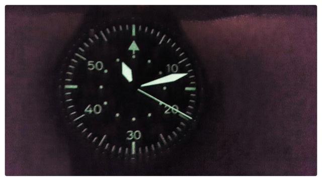Steinhart flieger titanium 44mm type B 20151210
