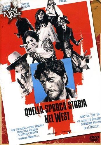 Django porte sa croix - Quella sporca storia del West - Enzo G. Castellari - 1968 Django10