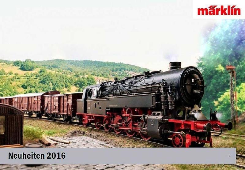 Nouveautés Ferroviaires 2016 (Märklin Roco Noch Piko etc )   - Page 4 Markli10