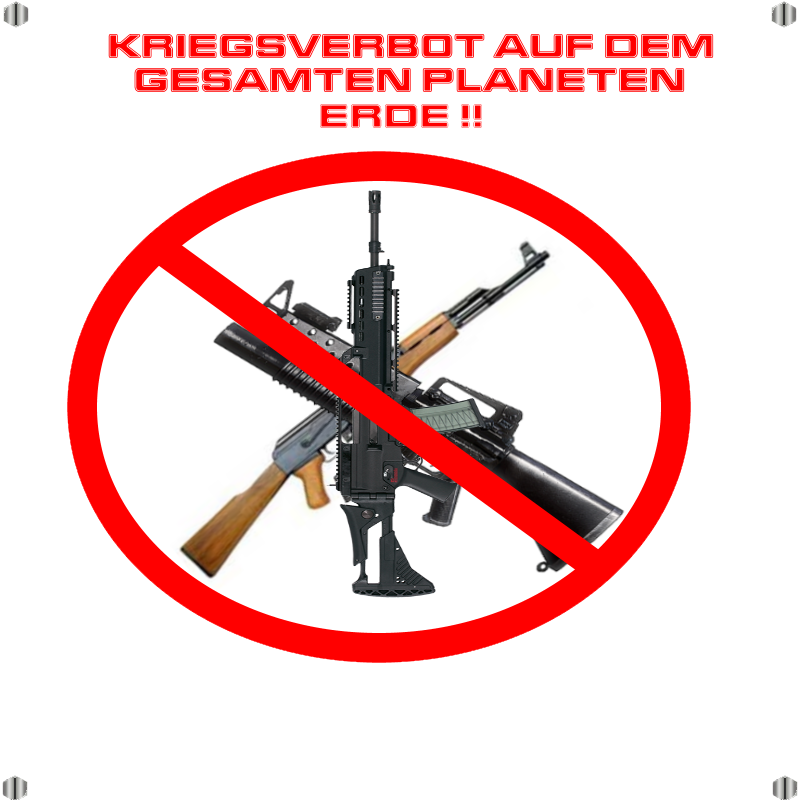 DER KRIEG HAT LÄNGST BEGONNEN! Kriegs10