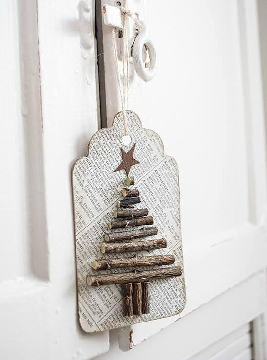 12 décembre : Home déco tag de Noël ... Noyl11