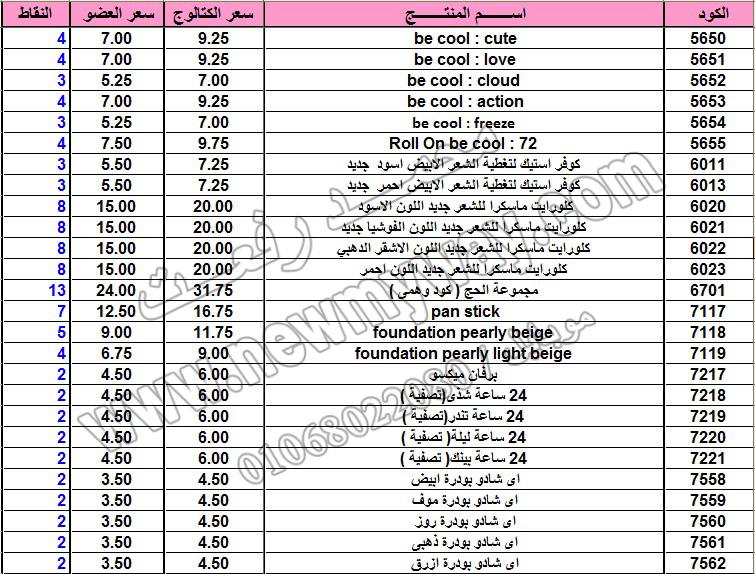 حصريا .. قائمة أسعار وعروض منتجات ماي واي في كتالوج ينايــــر 2016 ~~ بسعر الكتالوج ... بسعر العضو ^_^  15_cop11