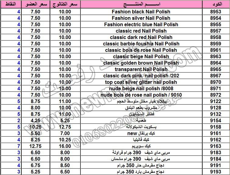 حصريا .. قائمة أسعار وعروض منتجات ماي واي في كتالوج ينايــــر 2016 ~~ بسعر الكتالوج ... بسعر العضو ^_^  19_cop11