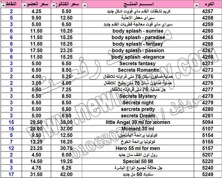 حصريا .. قائمة أسعار وعروض منتجات ماي واي في كتالوج ديسمبر 2015 ~~ بسعر الكتالوج ... بسعر العضو ^_^  6_copy10