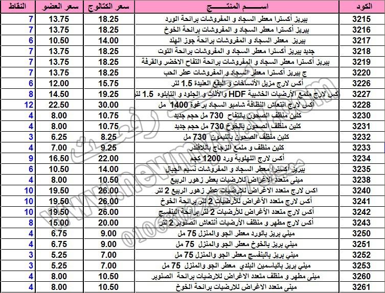 حصريا .. قائمة أسعار وعروض منتجات ماي واي في كتالوج ينايــــر 2016 ~~ بسعر الكتالوج ... بسعر العضو ^_^  8_copy11
