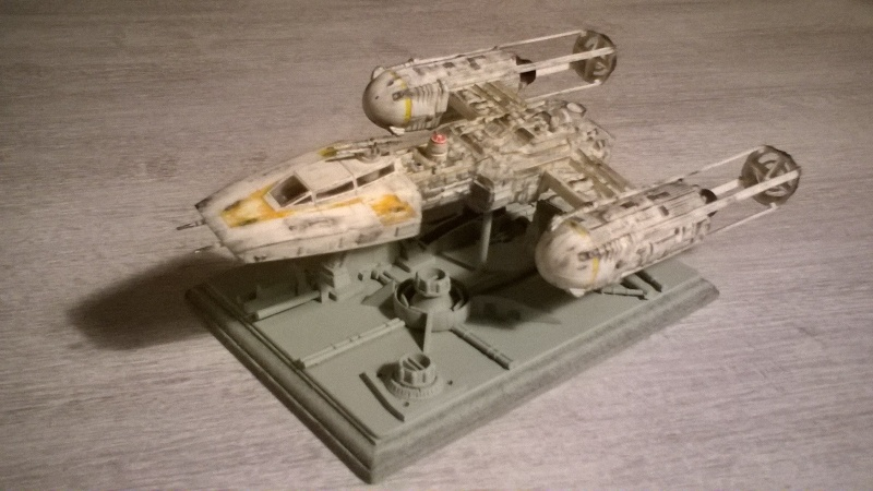 Y wing yellow leader 12493510