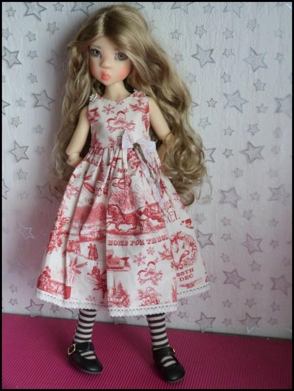 ma Miki Ophelie  dans son boudoir et en mauve P2 10840511