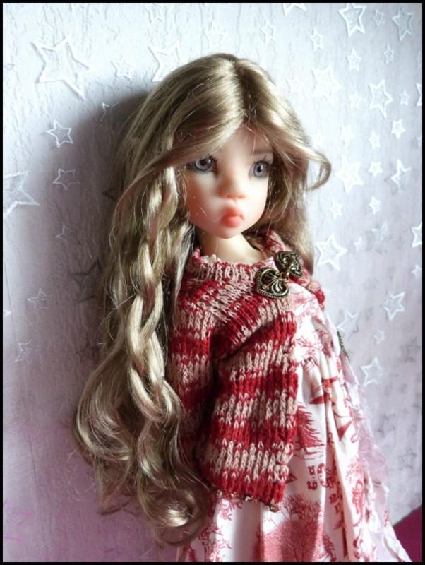 ma Miki Ophelie  dans son boudoir et en mauve P2 10840513