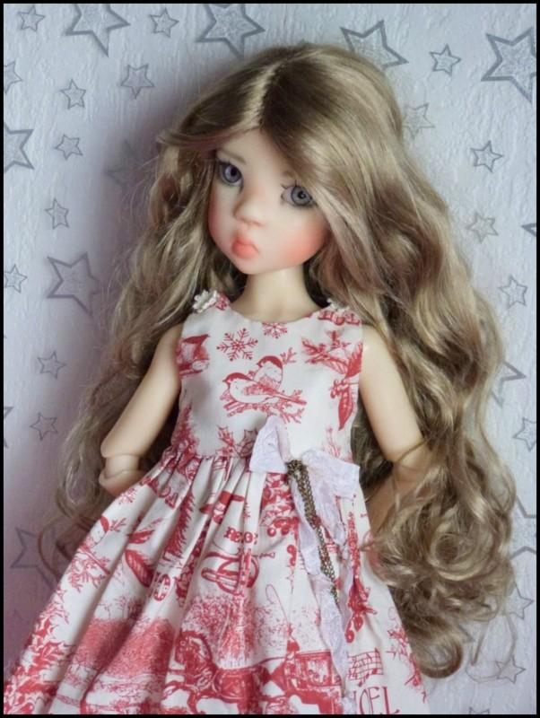 ma Miki Ophelie  dans son boudoir et en mauve P2 10840710